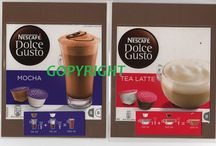 1111a DOLCE GUSTO IDEAS / oppskrifter tips diverse