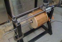 Bentuk kayu bulat