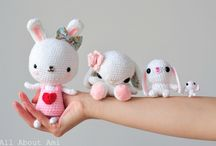 Crocheted Creatures / by Kristel Briney