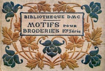 Art nouveau flowers / The depiction of flowers and nature around the end of the 19th Century.