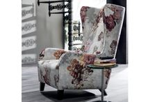 Contemporary Furniture / Selection of high-end contemporary furniture mix.