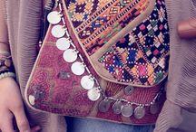 carteras y bolsos boho