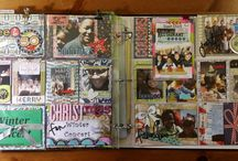 My Mixed Media Style Pocket Scrapbooking!