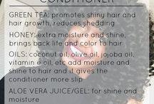 natural hair 4b maintenance