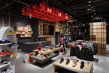 shop interier