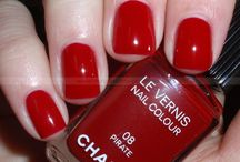 Chanel - My Nail Polishes Collection