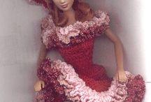 Crochet Doll Clothes