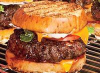 burgers / by Peggy Robinson