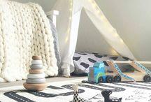 Nursery & kids' room inspiration