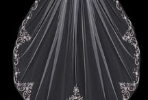 Fingertip Bridal Veils / Bridal veils from Cassandra Lynne that are fingertip length. / by Cassandra Lynne