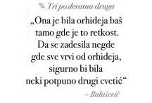 Quotes in serbian