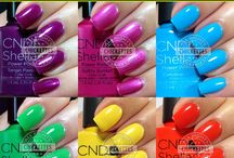 Shellac színek - Shellac colours