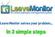 Employee leave / Leave Monitor is a leave management system, Vacation tracking software and staff holiday planner for employees to improve efficiency of your company.