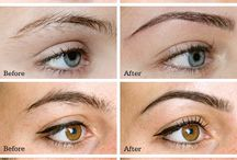 Hd brows and waxing / by Debbie Nichol