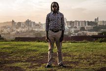Ciril Jazbec - Uganda / me interesaron los contextos de los retratos.
