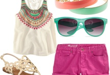 summer time / {{SUMMER}} I've always loved the idea of summer and sun and all things hot