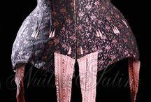 corset 1850-1900