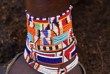 Great  African Jewellery / Colourful African Jewellery