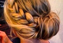 Braids / Fransk braids, hollandsk, sildebensfletning, afrikansk fletning, vandfald fletning,twist braid