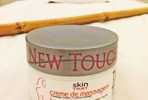 Creme milagroso da massagem New Touch / Conheçam o creme milagroso da massagem New Touch.  Acessem: http://www.camilazivit.com.br/creme-milagroso-da-massagem-new-touch/