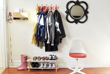 Decor - Entryway / by Marjolaine Bourget