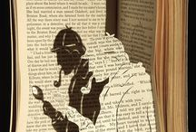 Paper Cutting from Books