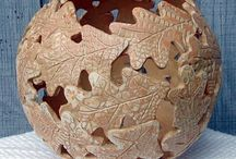 POTTERY- USING NATURE IN DESIGN
