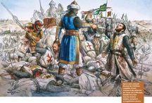 Cavalieri arabi/mussulmani