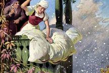 fairy tales castles märchen