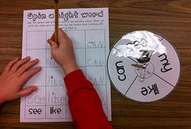 Sight Word/Word Works / by Lizz Benton