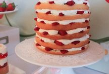 Jaydyns 3rd Birthday!! / Strawberry Shortcake / by Ames Well