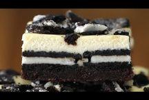 Tasty desserts