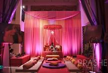 Prashe Decor  / Wedding and event decor designed by the Prashe Decor team.