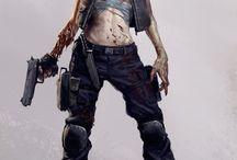 supervivencia/zombies