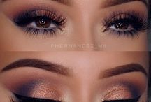 Make Up | Inspirations / Create the perfect looks.