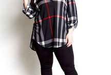 Moda Donna Curvy Plus Size