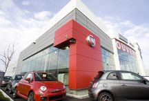 Fiat Lockwood - Oakville, ON / Product: Equitone Tectiva TE20 Dark Grey (Formerly EterColor Line)