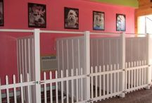 Grooming Business Decor / Inspirations for dog grooming business decor & shop layouts.