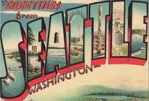 I <3 Seattle! / by Kelly Harrington