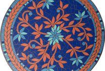 Mosaics and mirrors
