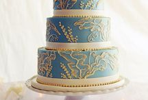 Blue Weddings / Blue themed wedding inspiration