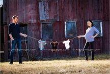 Cheryl, Jarrod, Mason & Baby Hallie :) / by Alysia Renner