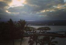 Hilo Bay, Big Island, Hawaii