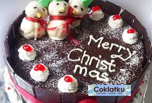 VIANOČNÉ PEČENIE - CHRISTMAS CAKE