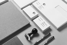 Collateral/Stationery / Stationery, letterhead package, business card, tags, mailers, promo cards, and other printed/paper collateral. / by Thomas Kany