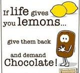 CHOCOLATE WITH HUMOR