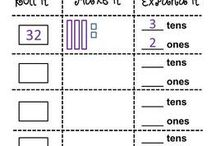 Maths tens and ones