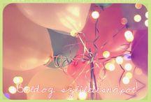 Születésnap és névnap