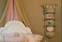 Princess room deco