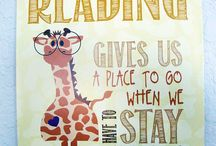 Books, oh Glorious Books / by Gwynne Middleton